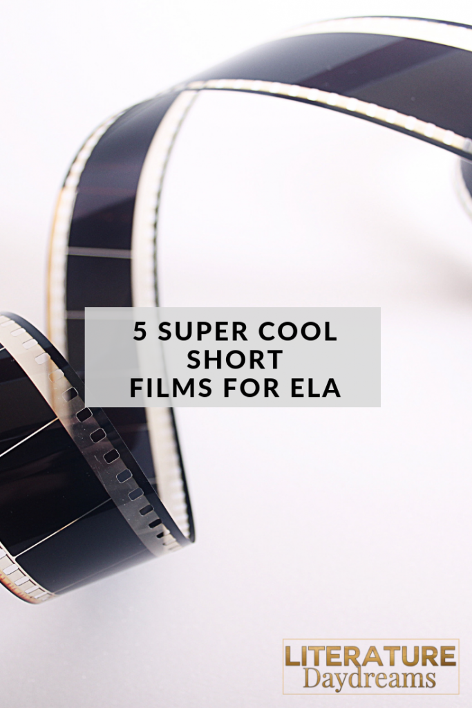 Film and caption 5 super cool short films for ELA